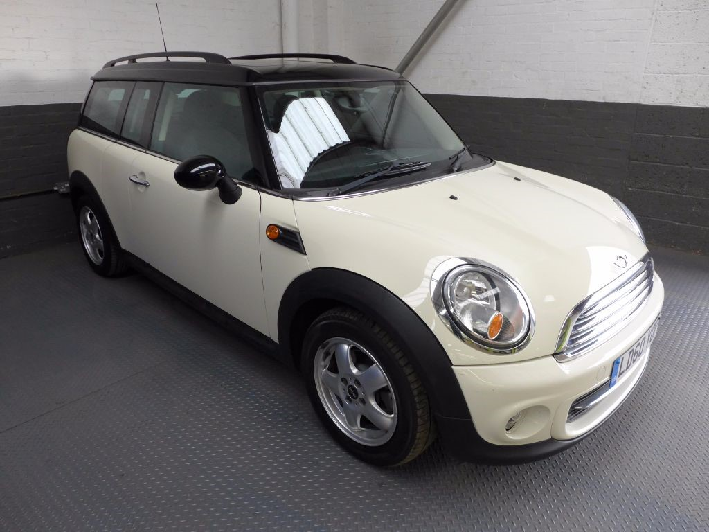 used MINI Clubman COOPER in leighton-bedfordshire
