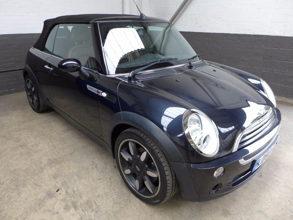 used MINI Convertible ONE SIDEWALK in leighton-bedfordshire