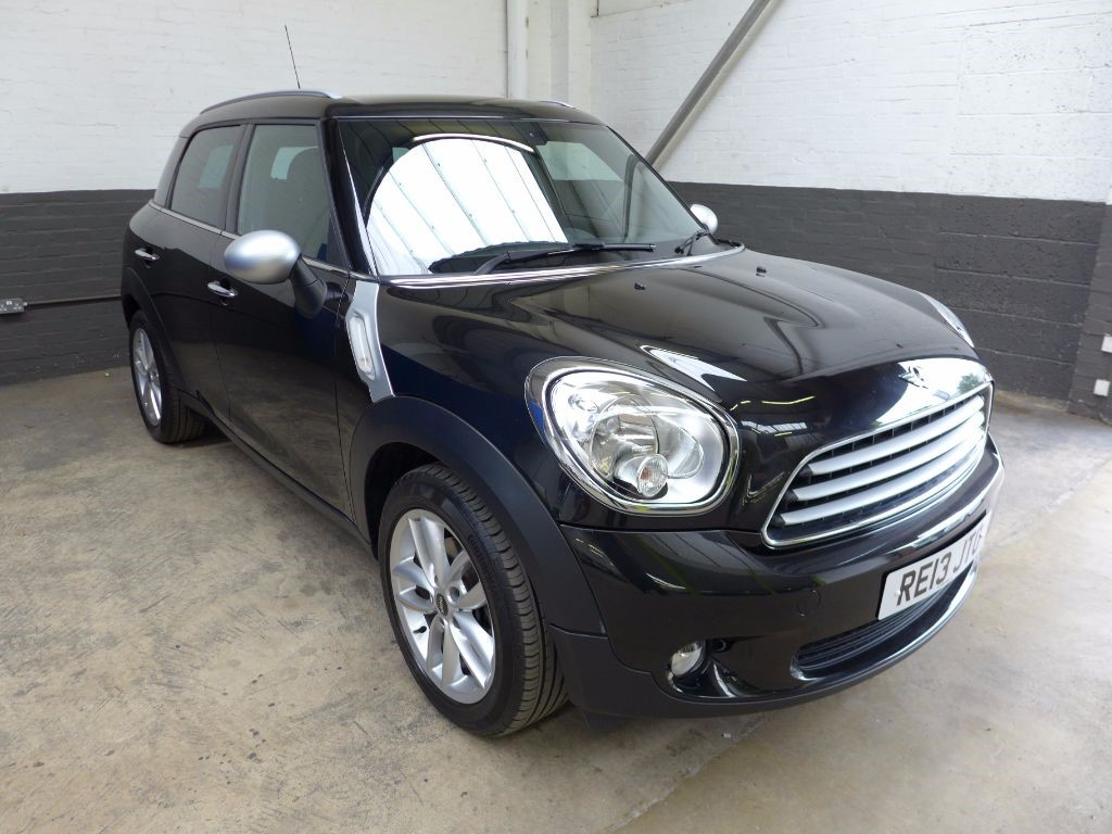 used MINI Countryman COOPER D in leighton-bedfordshire