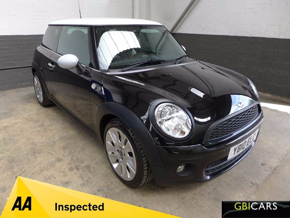 used MINI Hatch COOPER D CAMDEN in leighton-bedfordshire
