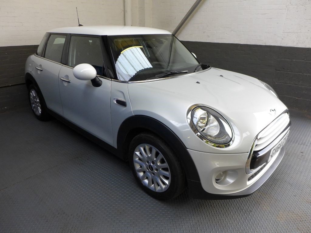 used MINI Hatch COOPER D in leighton-bedfordshire