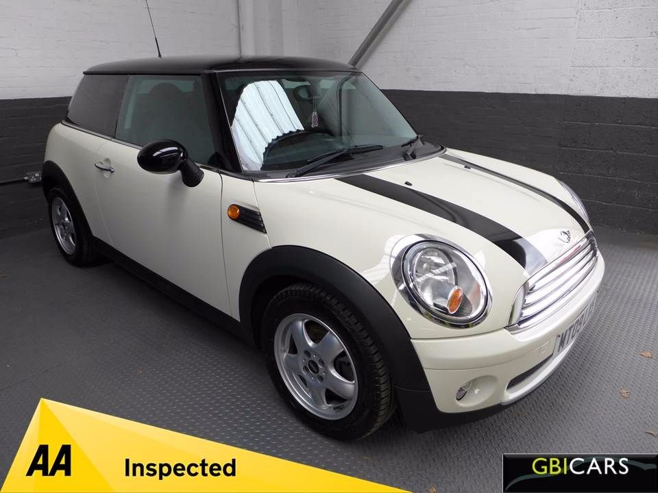 used MINI Hatch COOPER in leighton-bedfordshire