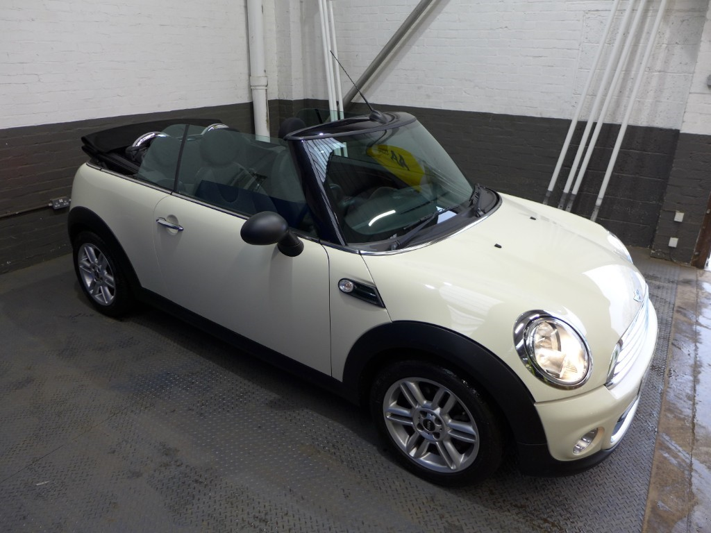 used MINI  ONE in leighton-bedfordshire
