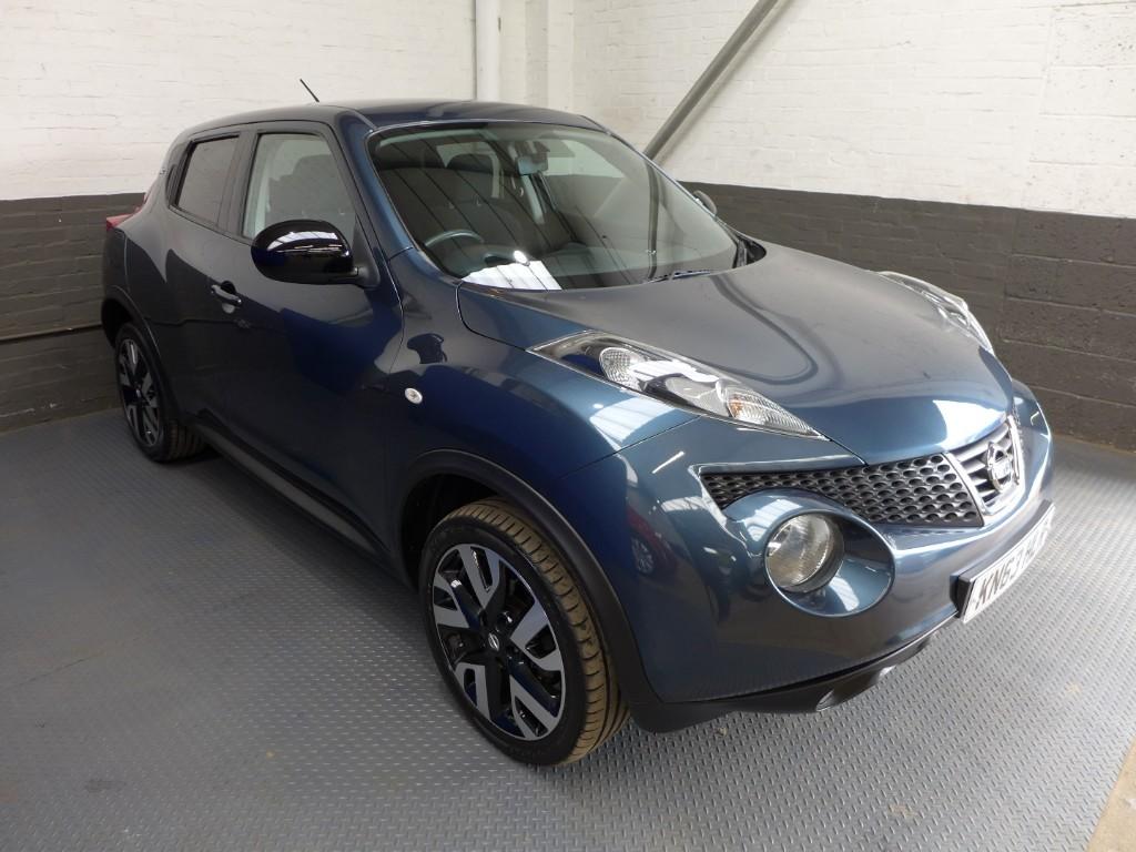 used Nissan Juke N-TEC in leighton-bedfordshire
