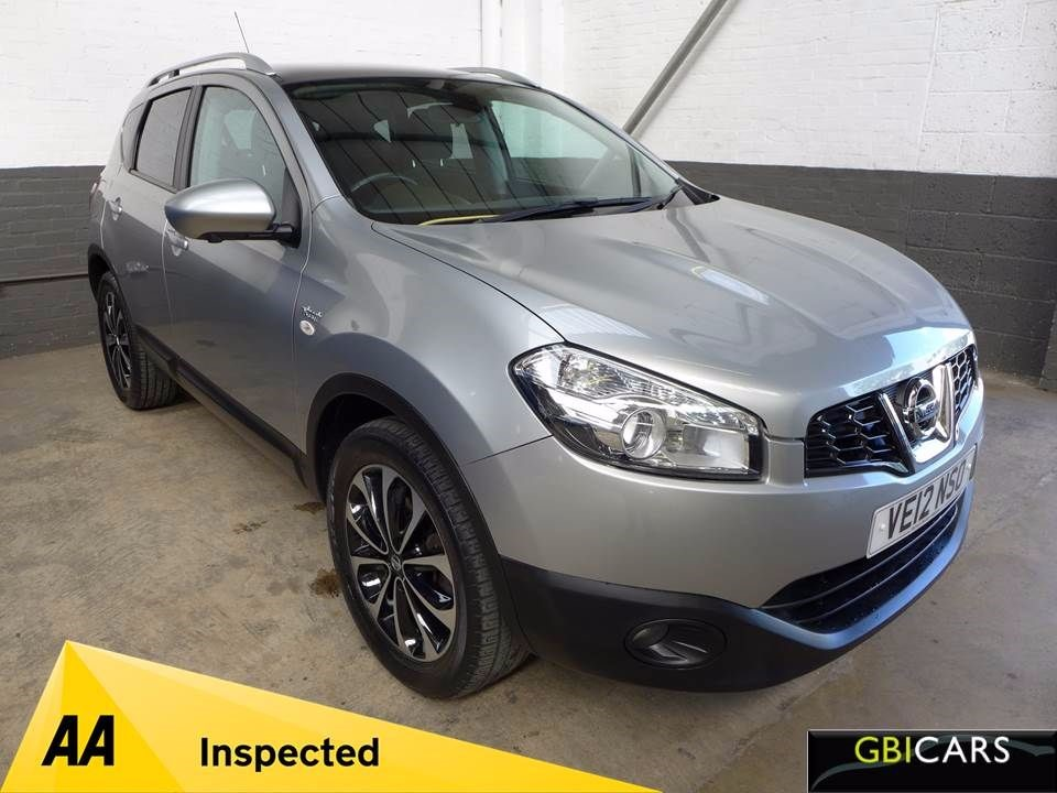used Nissan Qashqai N-TEC PLUS DCI in leighton-bedfordshire