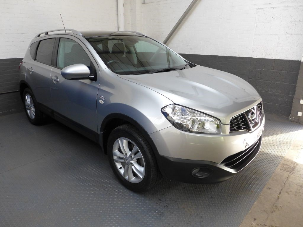 used Nissan Qashqai N-TEC DCI in leighton-bedfordshire