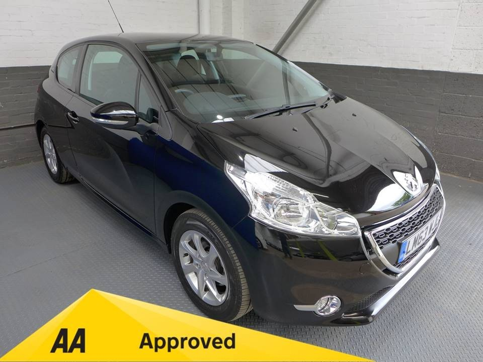 used Peugeot 208 ACTIVE in leighton-bedfordshire