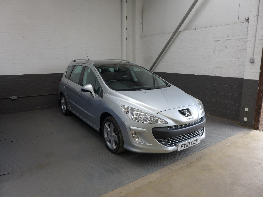 used Peugeot 308 HDI SW SPORT in leighton-bedfordshire