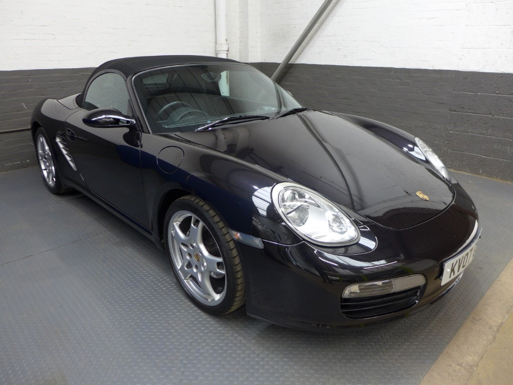 used Porsche Boxster  in leighton-bedfordshire