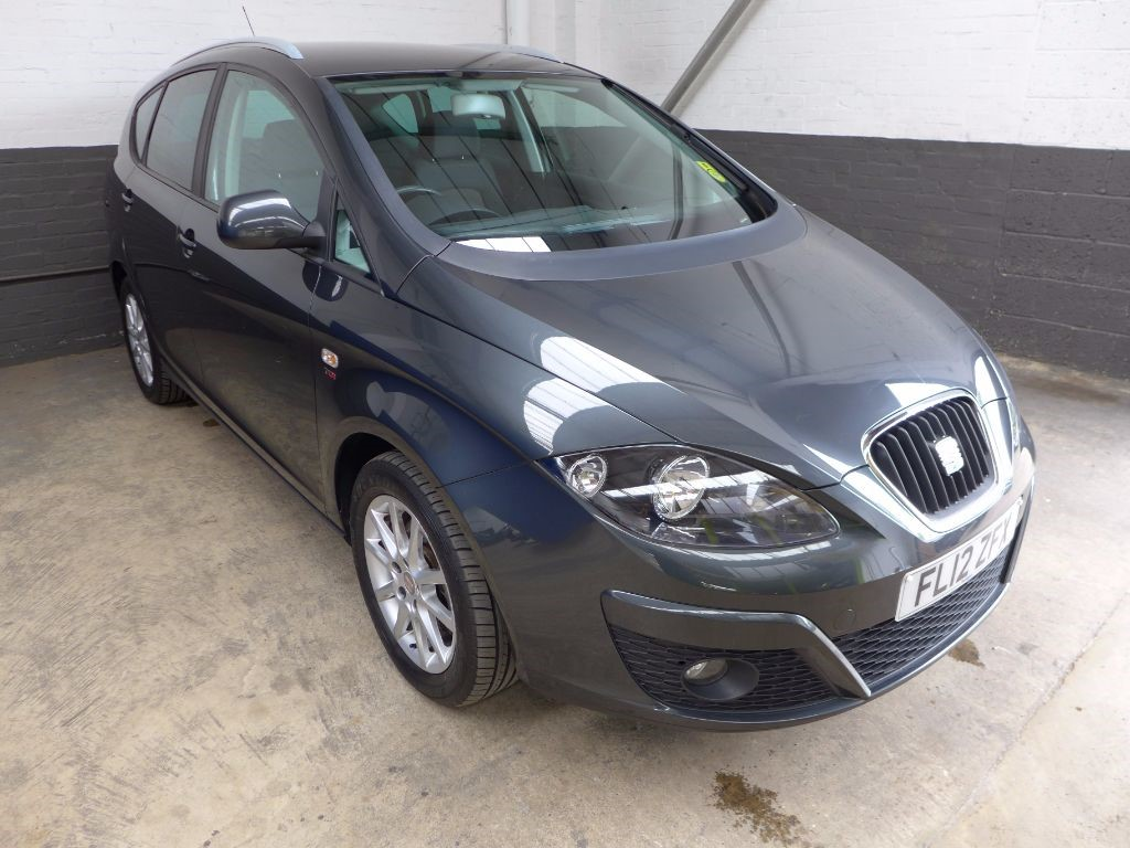 used SEAT Altea XL CR TDI SE DSG in leighton-bedfordshire