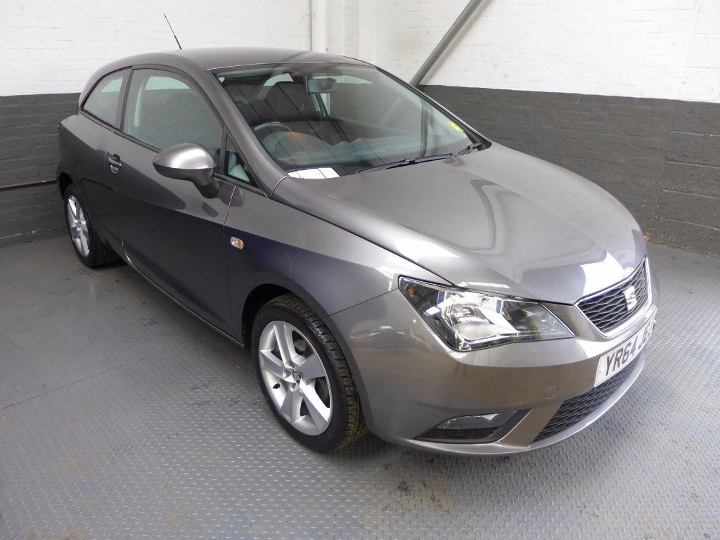 used SEAT Ibiza TOCA in leighton-bedfordshire