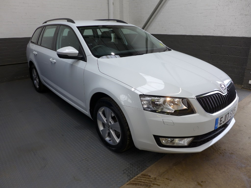 used Skoda Octavia SE in leighton-bedfordshire