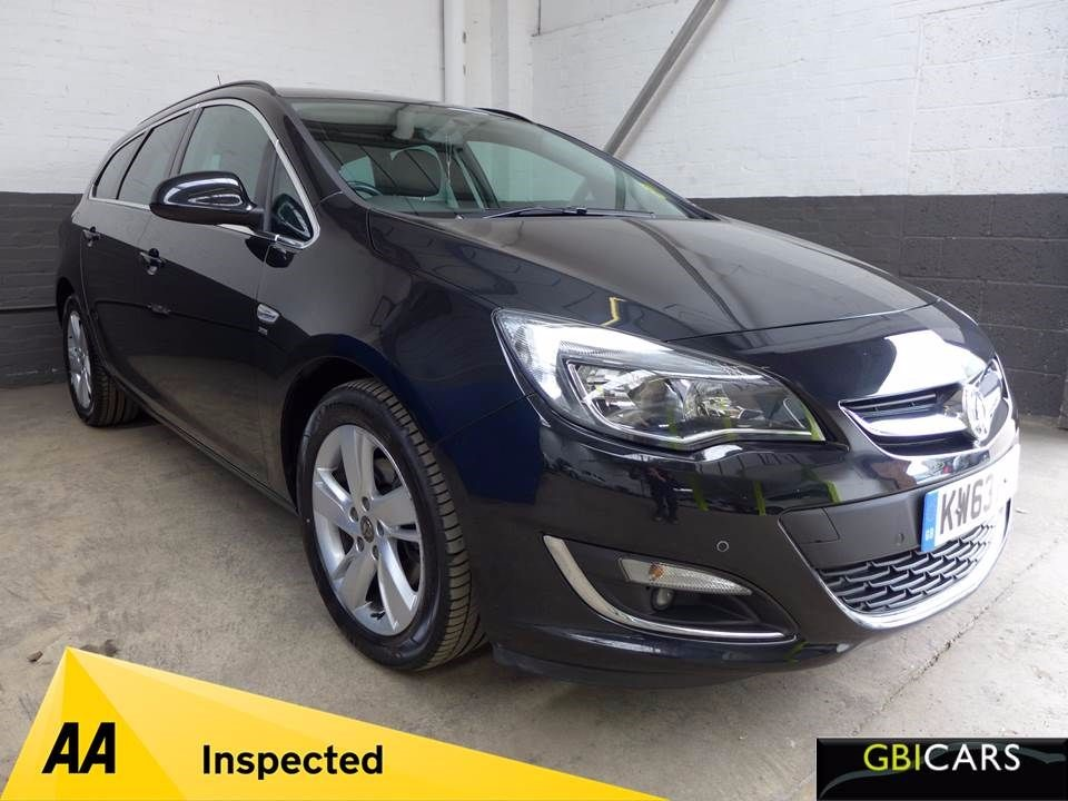 used Vauxhall Astra SRI CDTI S/S in leighton-bedfordshire