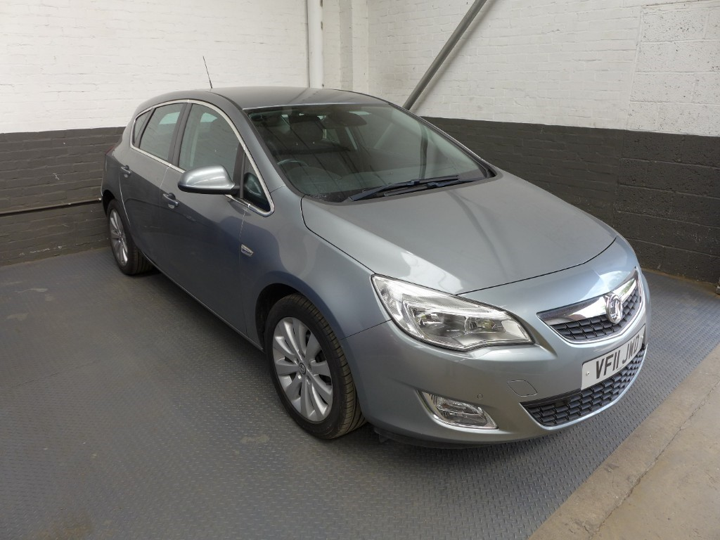 used Vauxhall Astra SE in leighton-bedfordshire