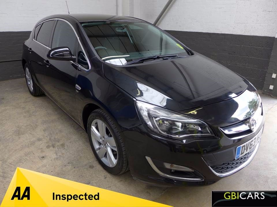 used Vauxhall Astra SRI in leighton-bedfordshire