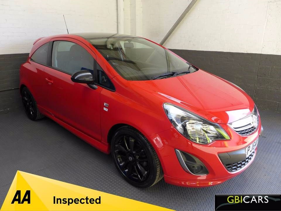 used Vauxhall Corsa LIMITED EDITION in leighton-bedfordshire