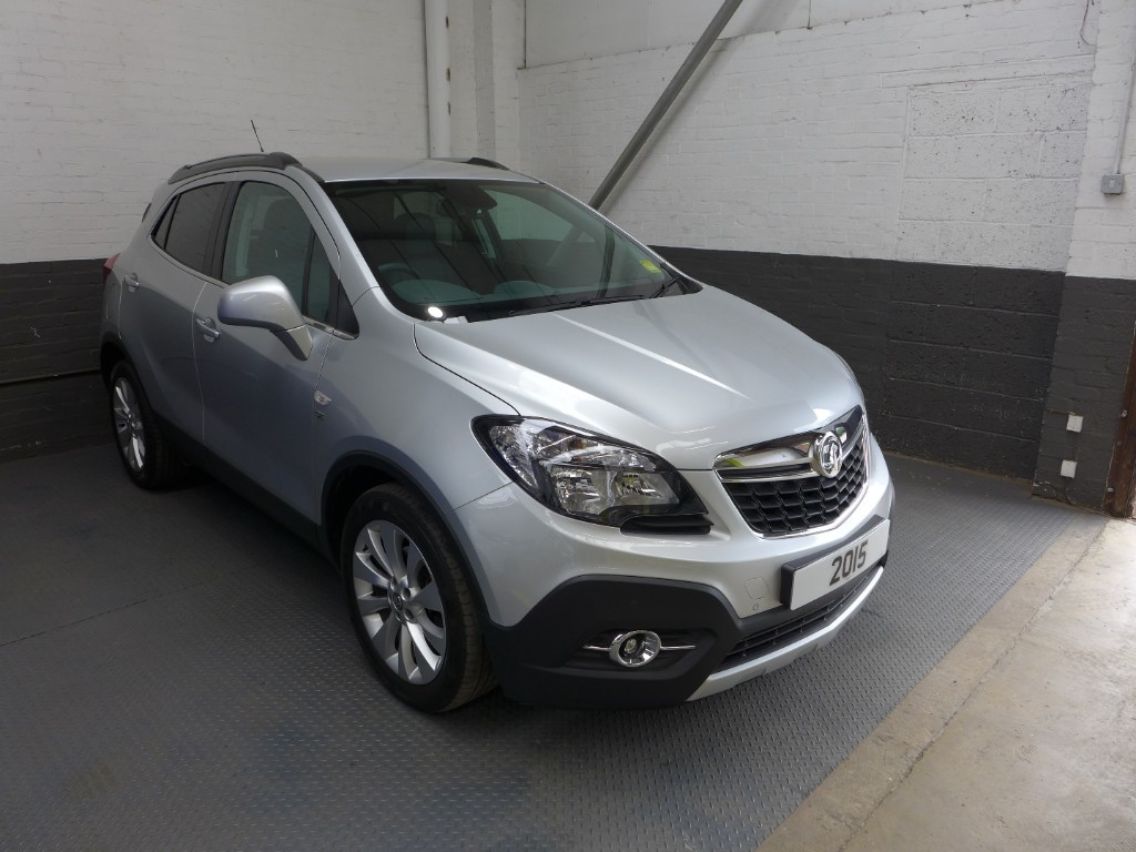 used Vauxhall Mokka SE S/S in leighton-bedfordshire
