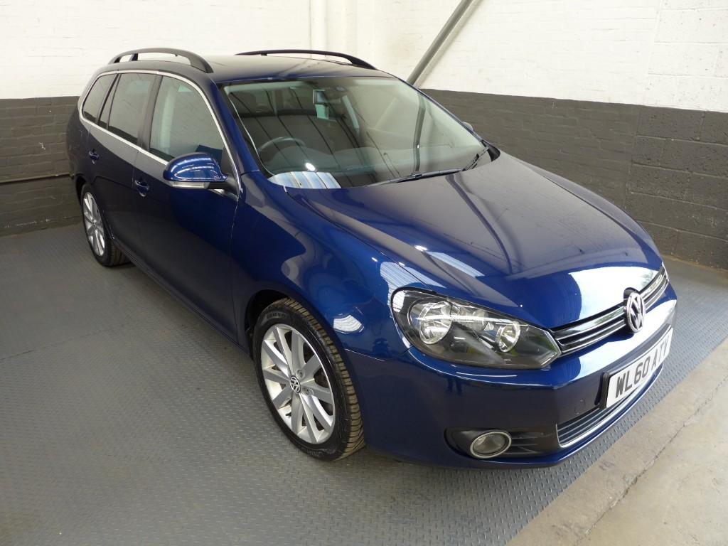 used VW Golf SPORTLINE TDI in leighton-bedfordshire