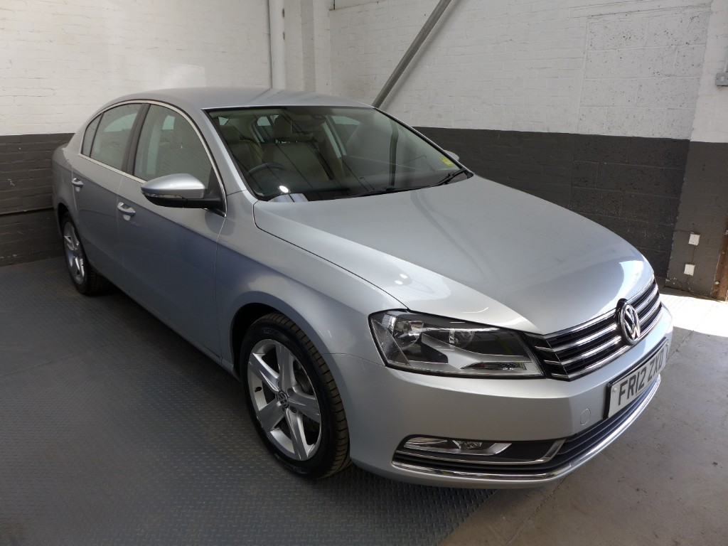 used VW Passat SE TDI BLUEMOTION TECHNOLOGY in leighton-bedfordshire