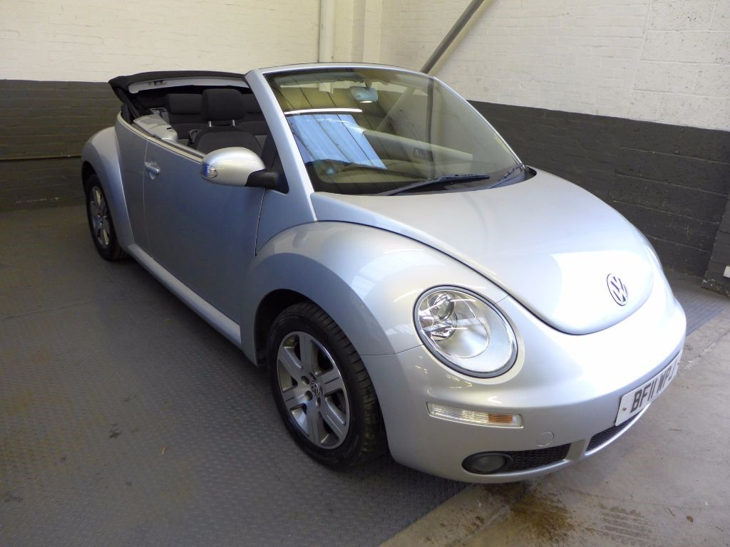 used VW Beetle LUNA 16V in leighton-bedfordshire