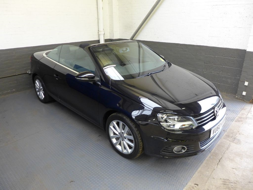 used VW Eos SE TSI in leighton-bedfordshire