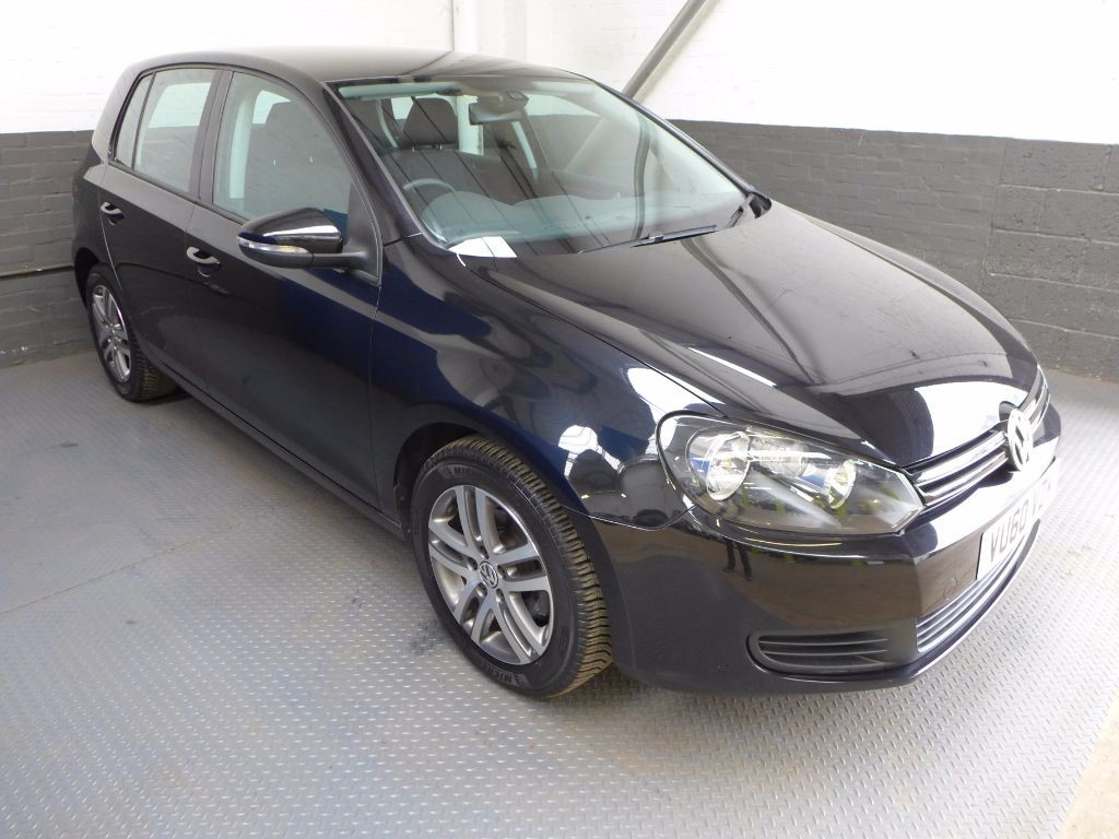 used VW Golf BLUEMOTION SE TDI in leighton-bedfordshire