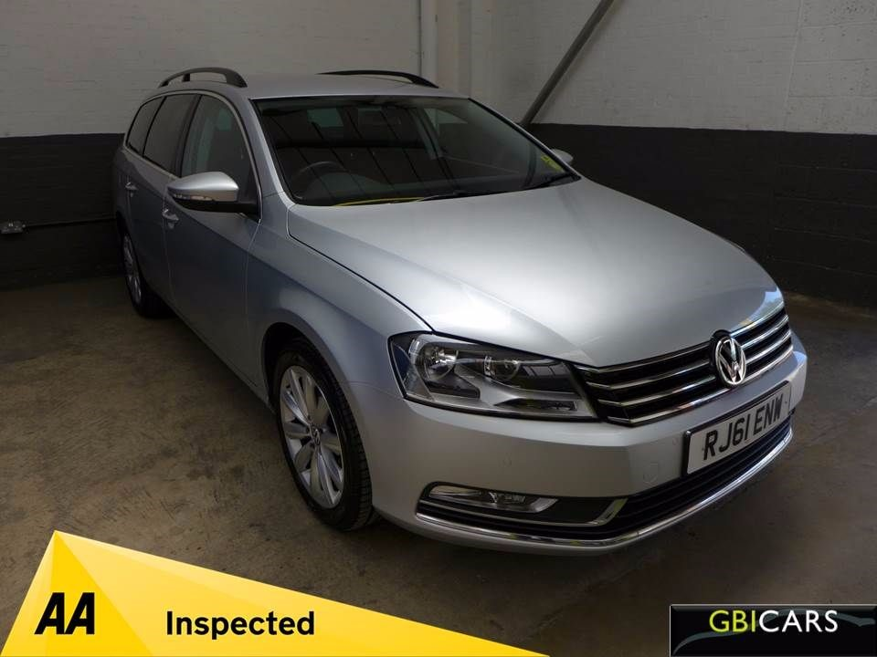 used VW Passat SE TDI BLUEMOTION TECHNOLOGY in leighton-bedfordshire