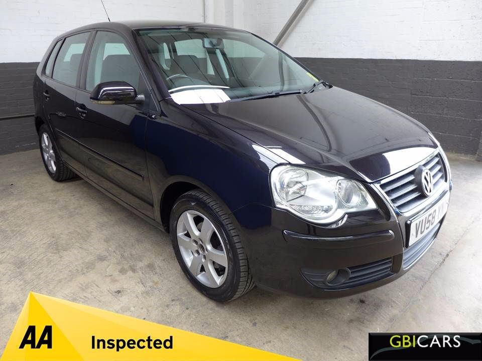 used VW Polo MATCH in leighton-bedfordshire