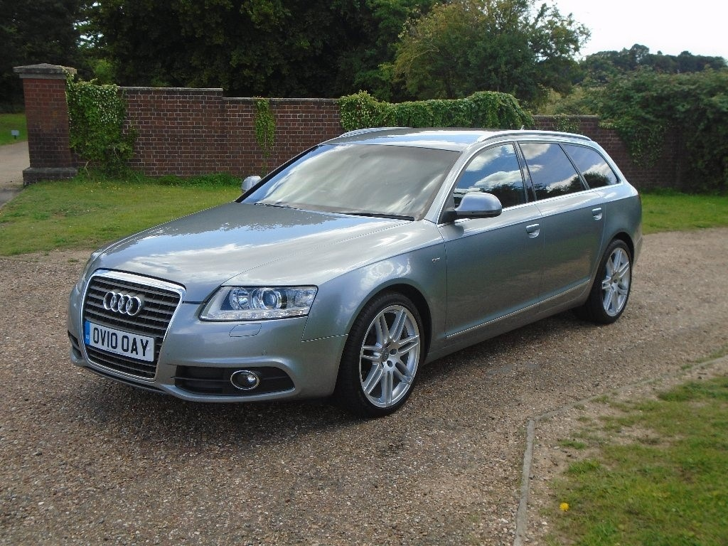 used audi a6 a6 avant tdi le mans 5dr beacon hill used. Black Bedroom Furniture Sets. Home Design Ideas