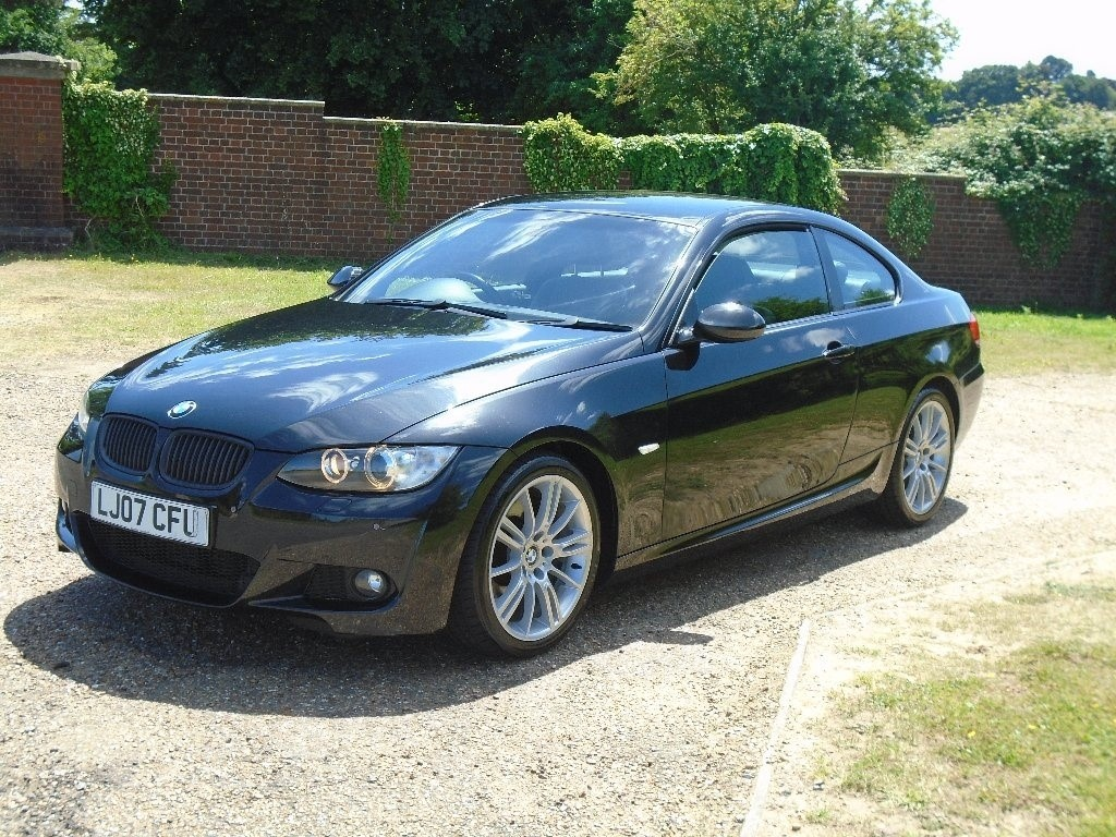 used bmw 3 series 325d 3 series 3 0 m sport 2dr beacon hill used car centre. Black Bedroom Furniture Sets. Home Design Ideas