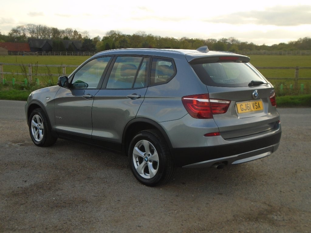 used bmw x3 20d se xdrive 5dr beacon hill used car centre. Black Bedroom Furniture Sets. Home Design Ideas