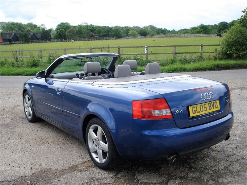 used audi a4 a4 cabriolet t sport cabriolet 2dr beacon hill used car centre. Black Bedroom Furniture Sets. Home Design Ideas