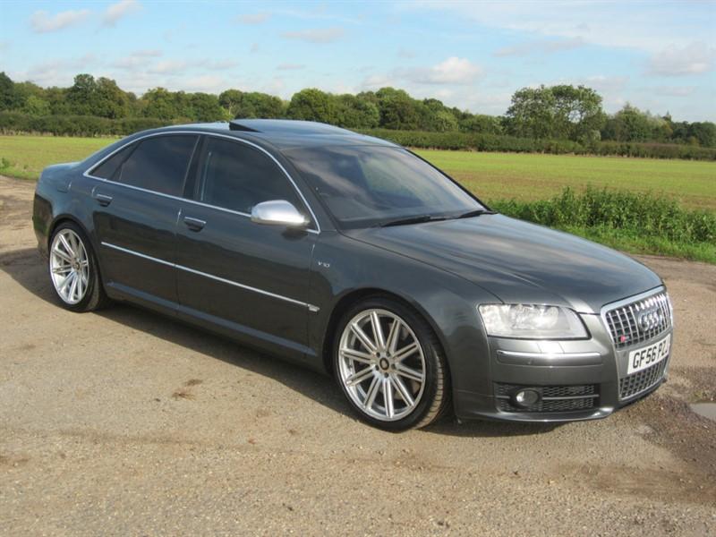 used Audi S8 S8 FSI Quattro 4dr Tip Auto in wickham-bishops-essex