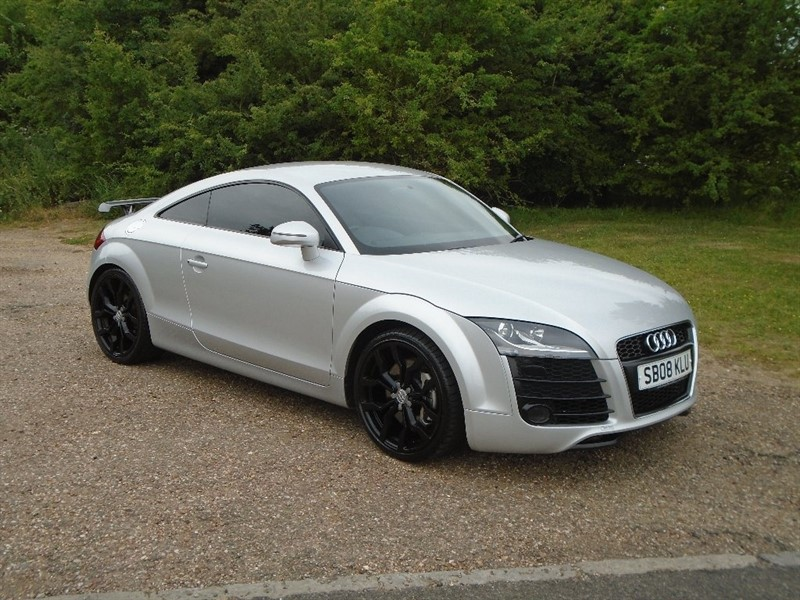 used Audi TT V6 Exclusive Line Quattro 3dr in wickham-bishops-essex