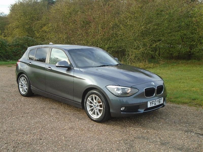 used BMW 116d 1 Series EfficientDynamics Sports Hatch 5dr in wickham-bishops-essex