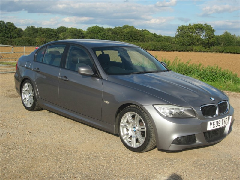 used BMW 318d 3 Series M Sport 4dr in wickham-bishops-essex