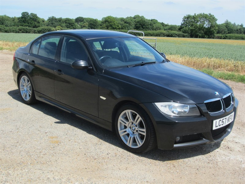 used BMW 318i 3 Series M Sport 4dr in wickham-bishops-essex