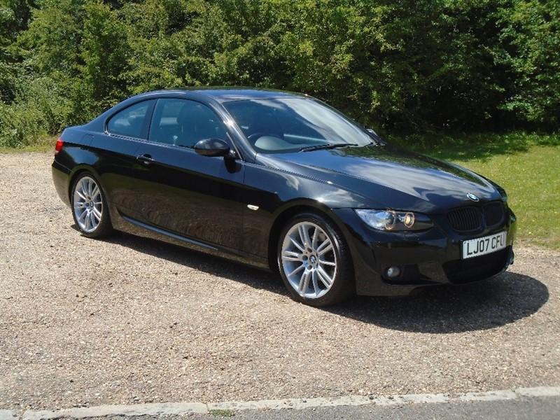 used BMW 325d 3 Series 3.0 M Sport 2dr in wickham-bishops-essex