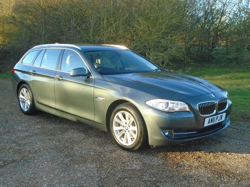 used BMW 520d 5 Series SE Touring 5dr in wickham-bishops-essex