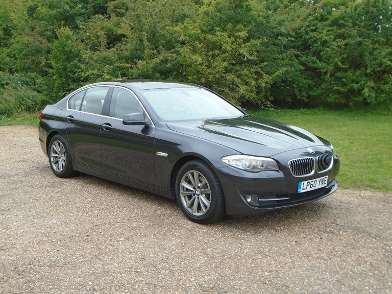 used BMW 520d 5 Series SE 4dr in wickham-bishops-essex