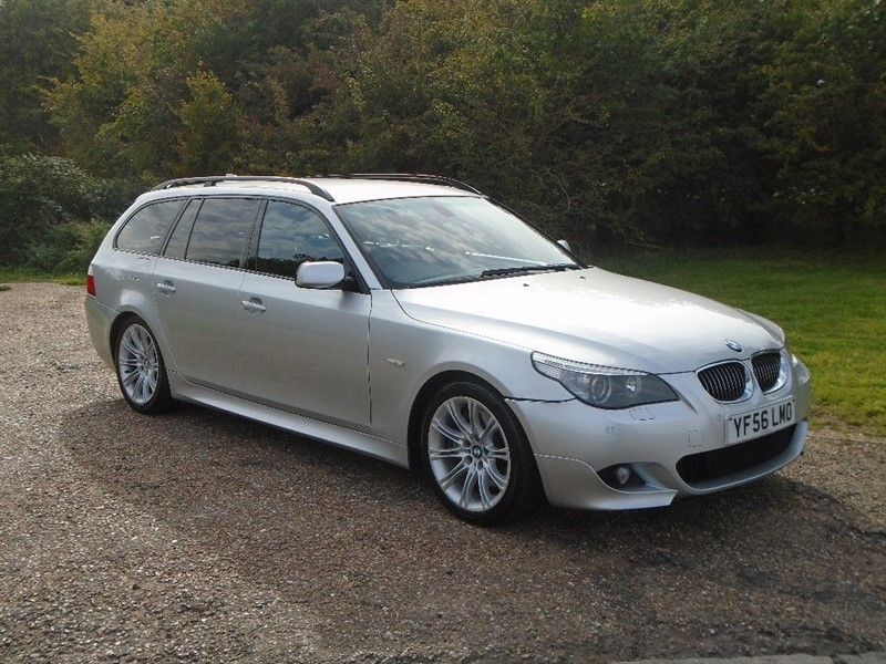 Car of the week - BMW 535d 5 Series M Sport Touring 5dr - Only £6,250
