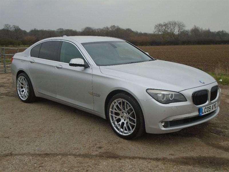 used BMW 730d 7 Series SE 4dr in wickham-bishops-essex