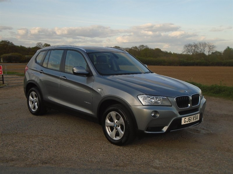 used BMW X3 20d SE xDrive 5dr in wickham-bishops-essex