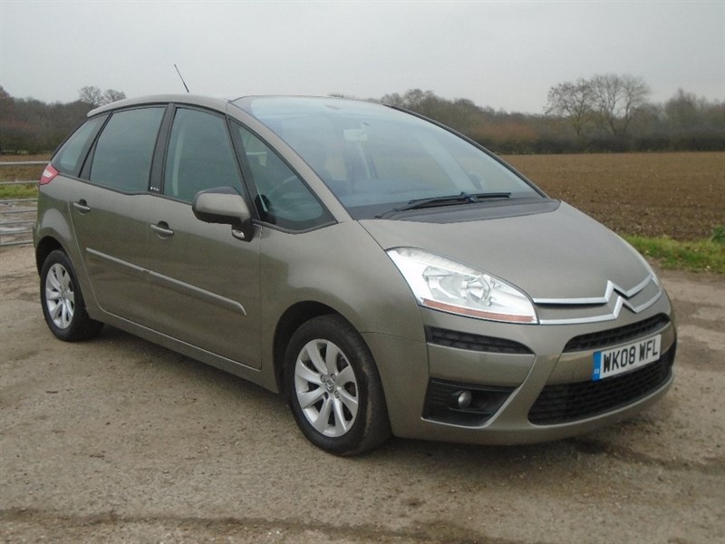 used Citroen C4 Picasso HDi VTR+ 5dr in wickham-bishops-essex