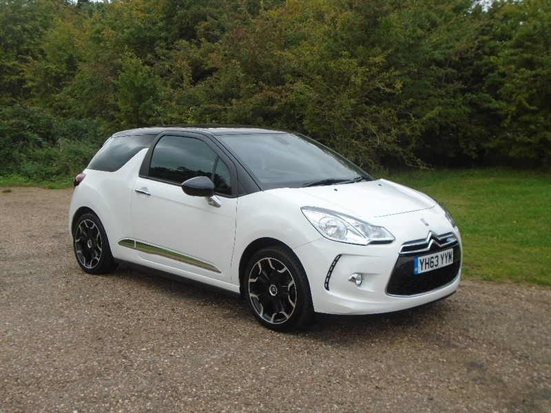 used Citroen DS3 VTi DStyle Plus 3dr in wickham-bishops-essex