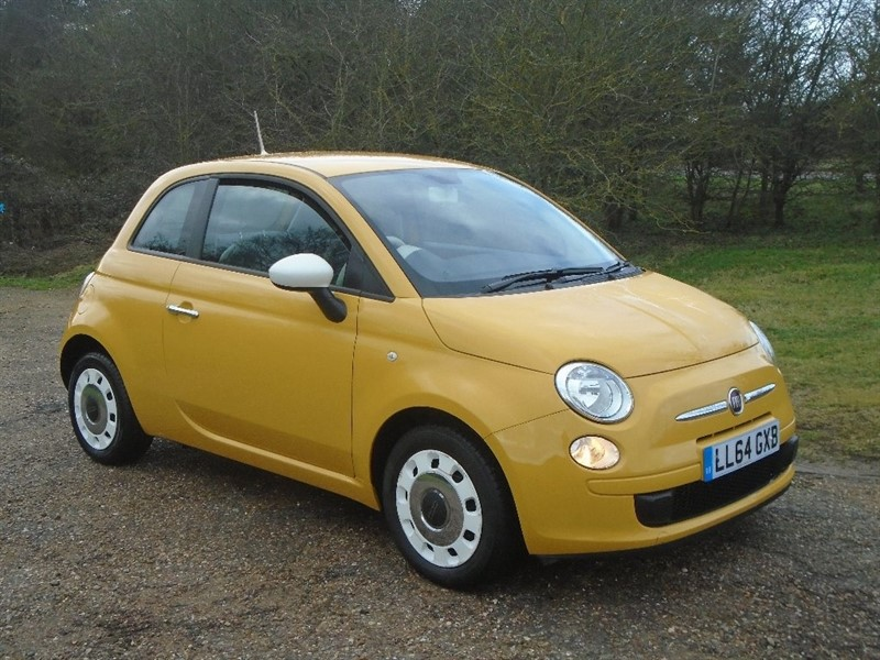used Fiat 500 TwinAir Colour Therapy (s/s) 3dr in wickham-bishops-essex