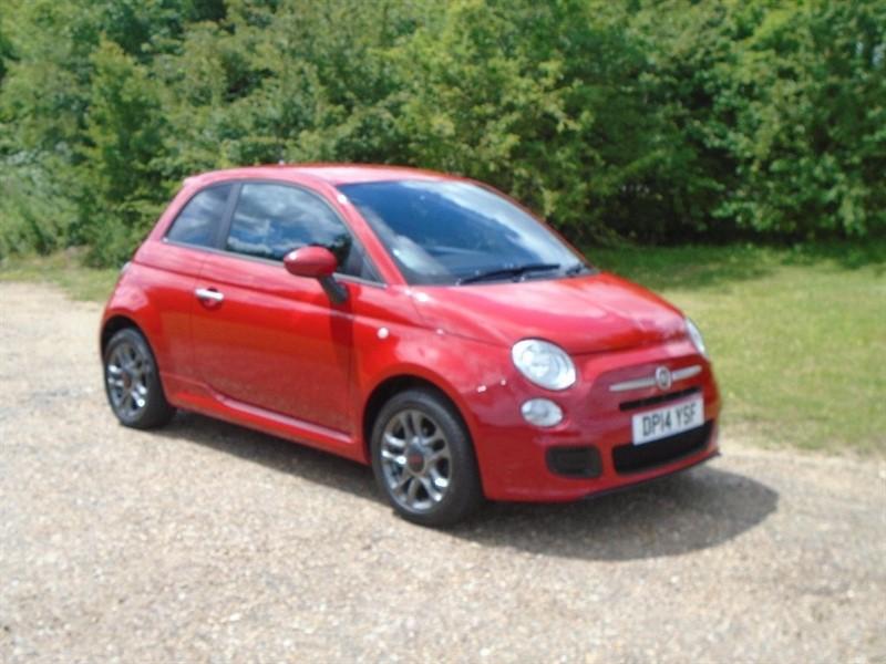 used Fiat 500 1.2 S 3dr (start/stop) in wickham-bishops-essex