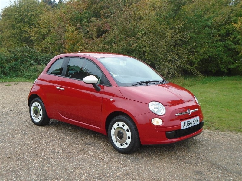 used Fiat 500 1.2 Colour Therapy 3dr (start/stop) in wickham-bishops-essex