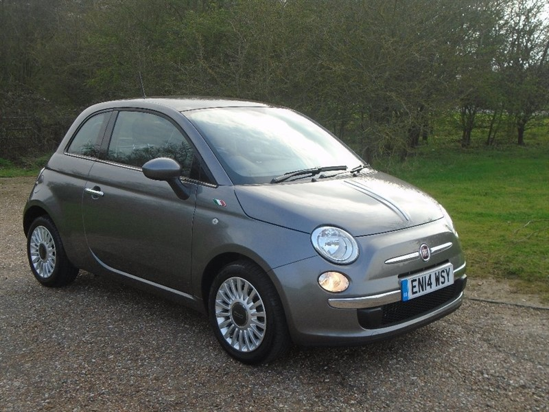 used Fiat 500 TwinAir Lounge (s/s) 3dr in wickham-bishops-essex