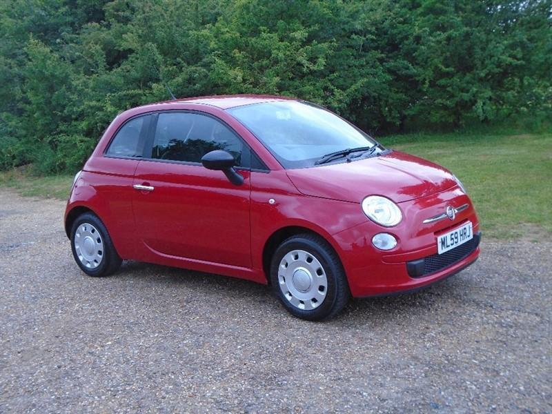 used Fiat 500 1.2 Pop 3dr in wickham-bishops-essex